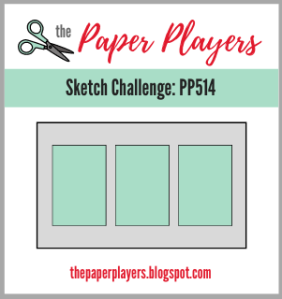 Paper Players Sketch PP514